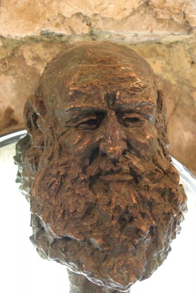 Busto del Abad Vítulo